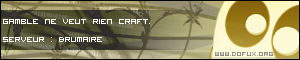 liste de craft Panier-image-Gamble